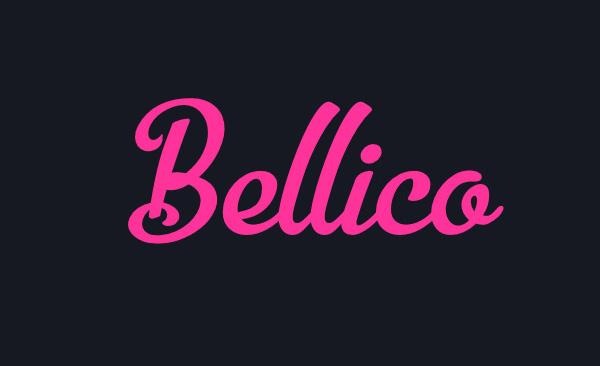 Bellico Font