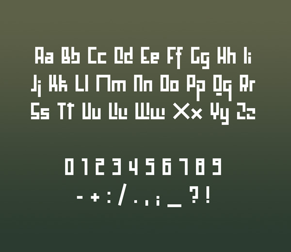 Crypo Free Font