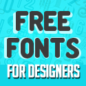 Post thumbnail of 17 New Ultramodern Free Fonts for Designers