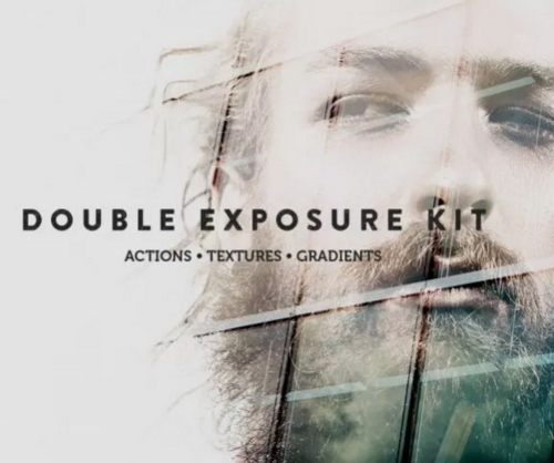 Create Double Exposures With These Photoshop Actions