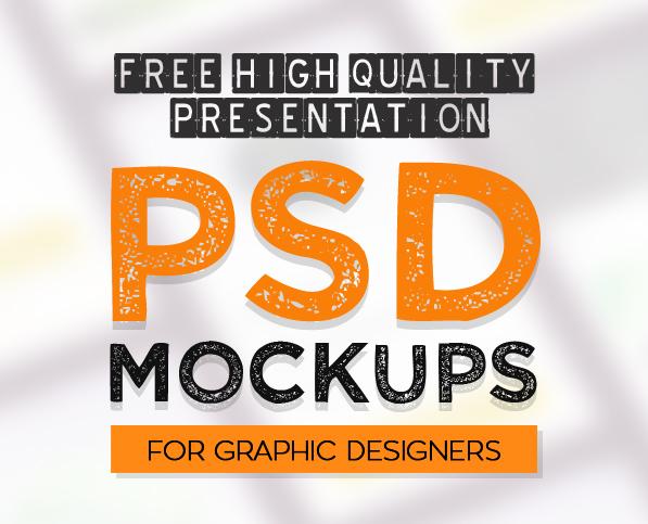 New Free PSD Mockup Templates (26 New Mock-Ups)