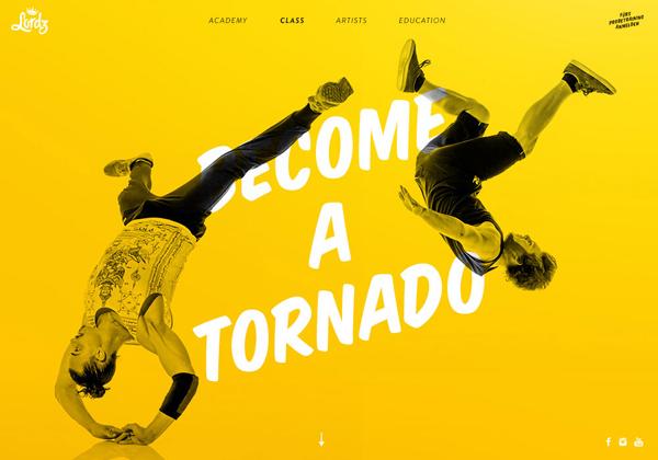 26 большой фон адаптивного веб-дизайна для вдохновения - 13