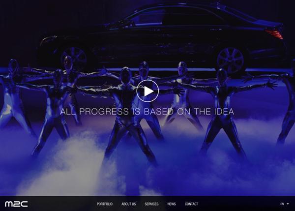 26 большой фон адаптивного веб-дизайна для вдохновения - 24