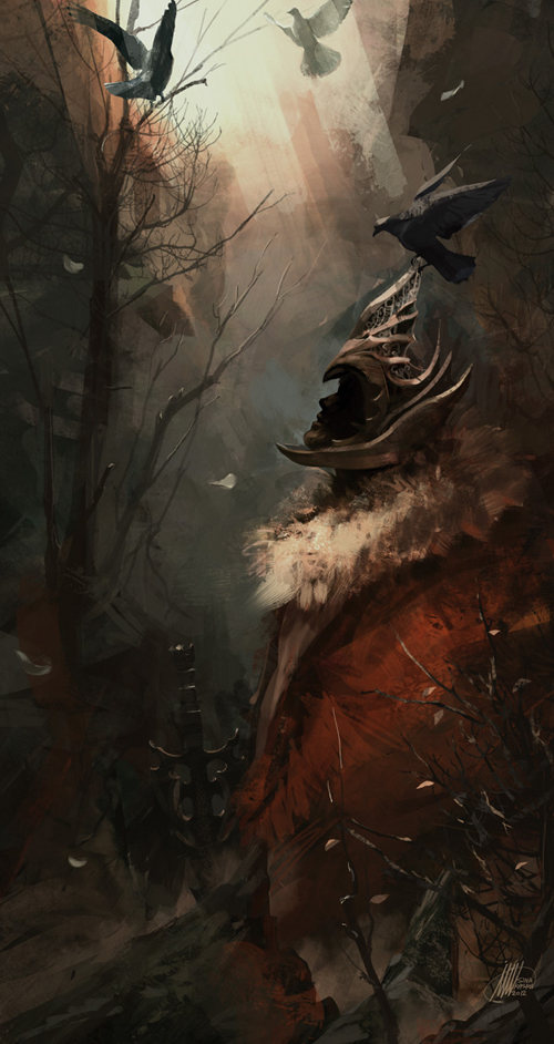 30 Awesome Inspirational Digital Concept Art and Illustrations  - 8