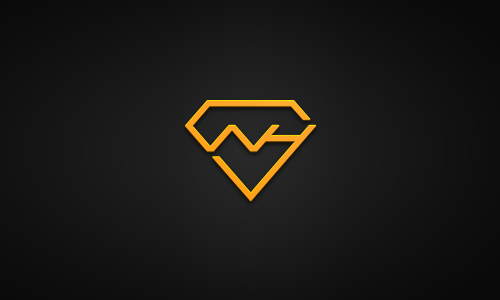 Logotype WH by Alexander Yaremchuk