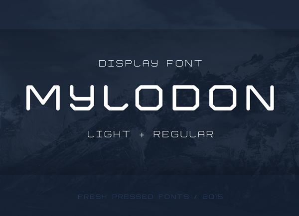Mylodon Free Font