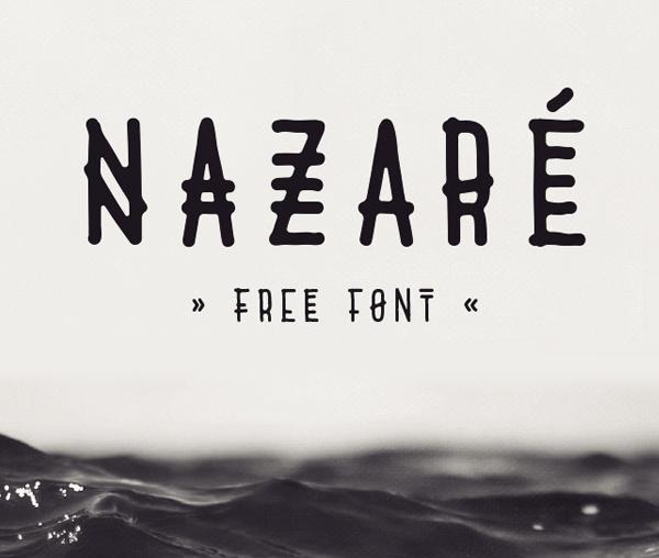 Nazare Free Font