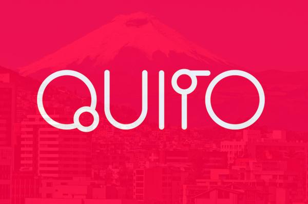 Quito Free Font