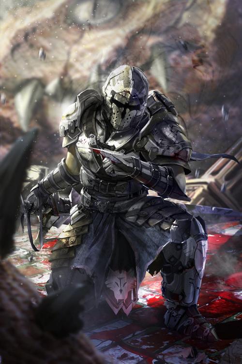 Gregorius armor by vincent lefevre