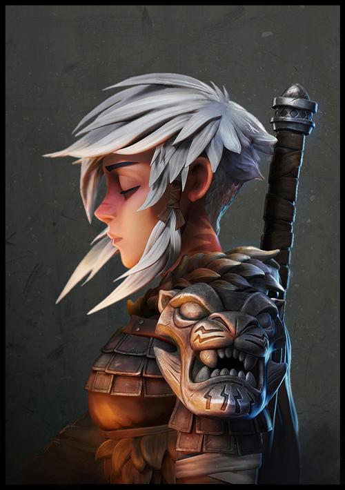 Warrior by Ahmad Samy