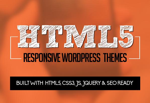 Modern Responsive HTML5 WordPress Themes & PSD Templates