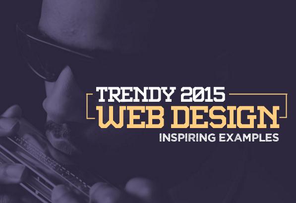 26 New Trendy Examples Of Web Design