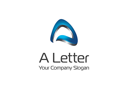 Letter A Logo Vector Icon Template