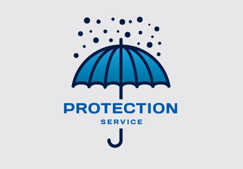 Protection Logo Design