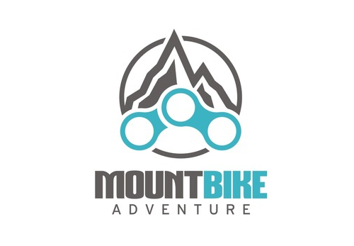 Mountain Bike Logo Template