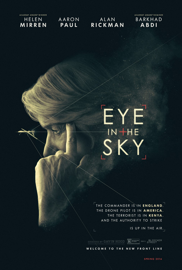 Eye in the Sky Movie Poster