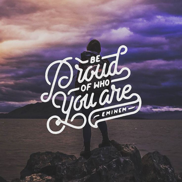 28 Remarkable Lettering & Typography Designs for Inspiration - 8