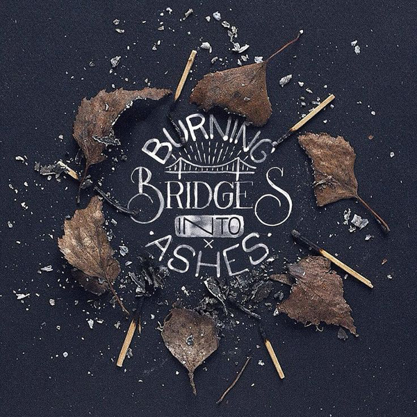 28 Remarkable Lettering & Typography Designs for Inspiration - 9