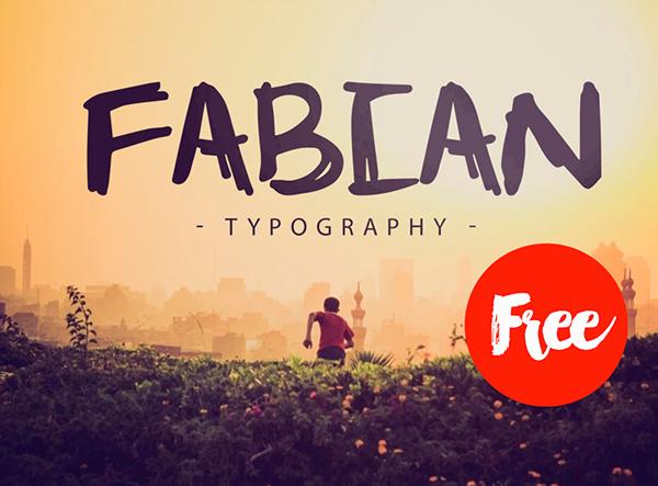 Fabian Free Font