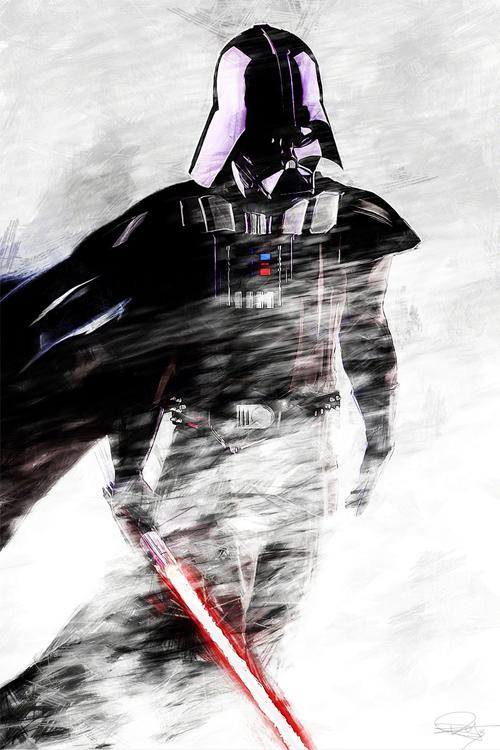 Hoth Illustration by Daniel Murray