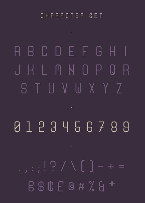Nikoleta Font Letters