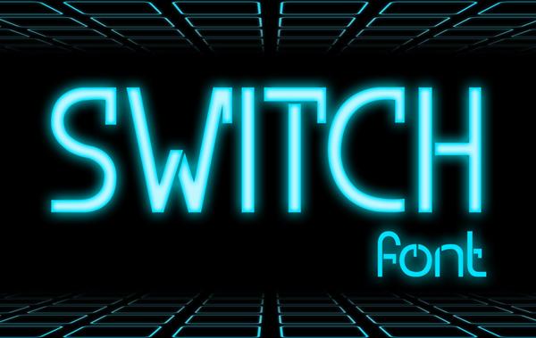 Switch Free Font