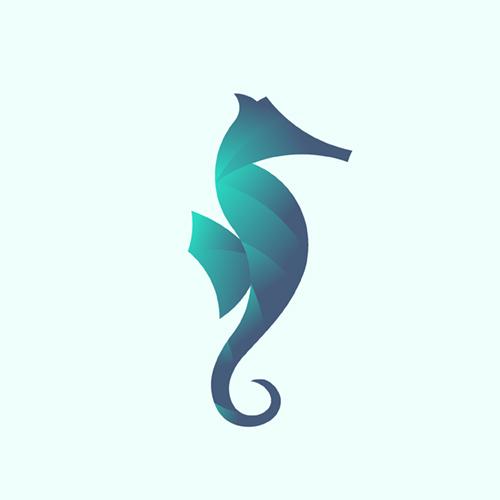 23 Colorful Illustrated Animal Logos - 10