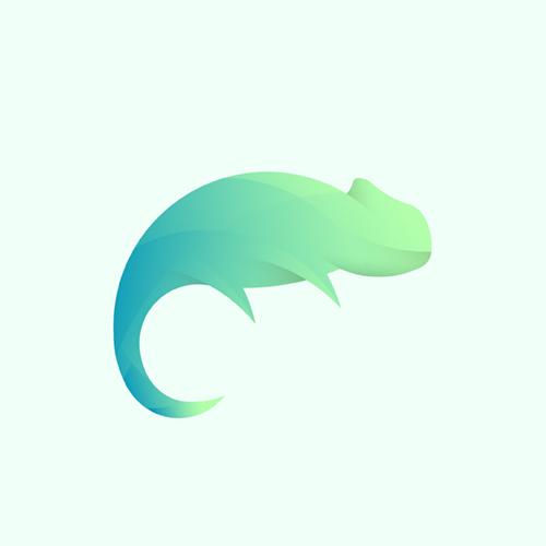 23 Colorful Illustrated Animal Logos - 17