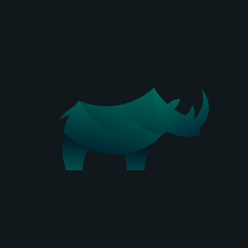 23 Colorful Illustrated Animal Logos - 3