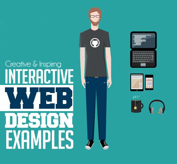 27 Fresh Interactive Web Design Examples
