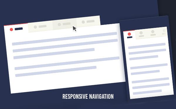 Responsive Navigation