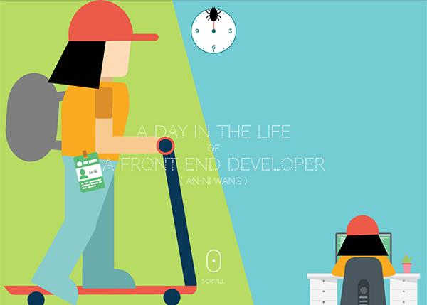 27 Fresh Interactive Web Design Examples - 26