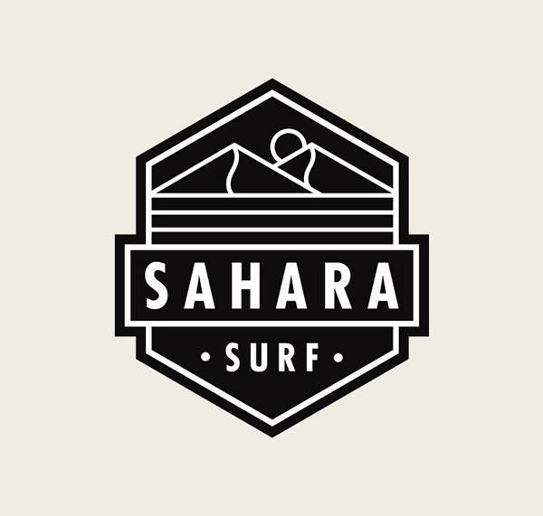 Sahara Surf Branding by Adam Primmer