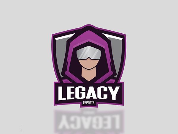 Legacy Esports Logo by Seigon