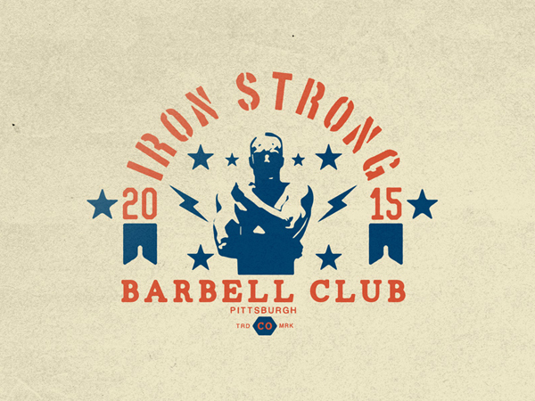 Iron Strong Barbell Club Co. - Pittsburgh by Rolando Soberon Pi