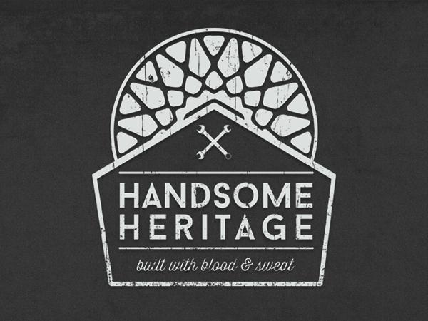Handsome Heritage by David Schiffner