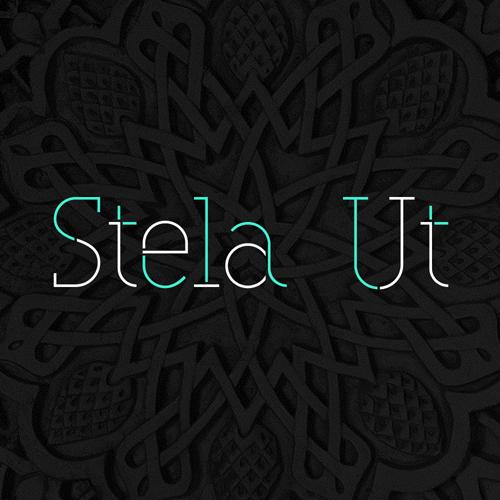 Stela Ut Stencil Font - Free Download