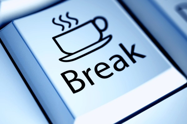 Take a break and relax