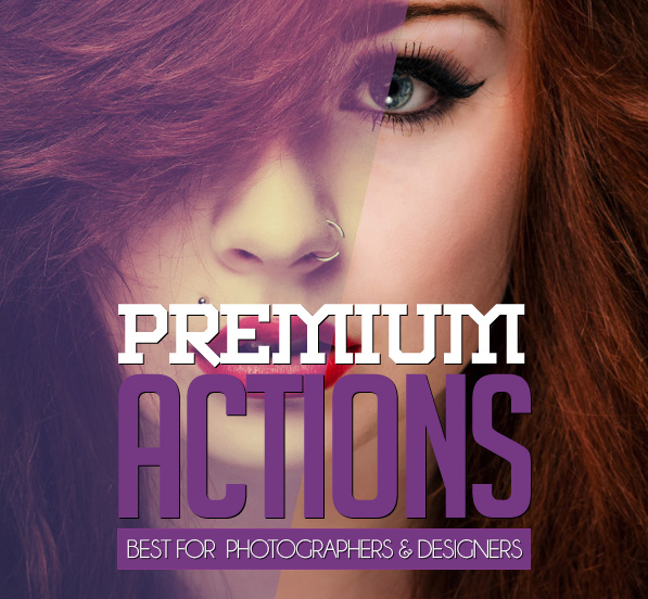Best Premium Photoshop Actions for Photographers & Designers