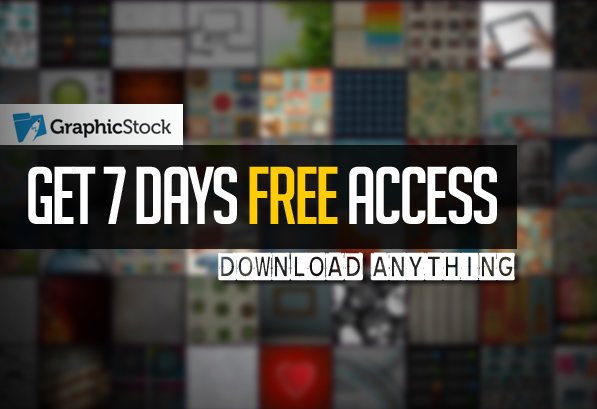 GraphicStock: Get Free 7 Days (Download anything)