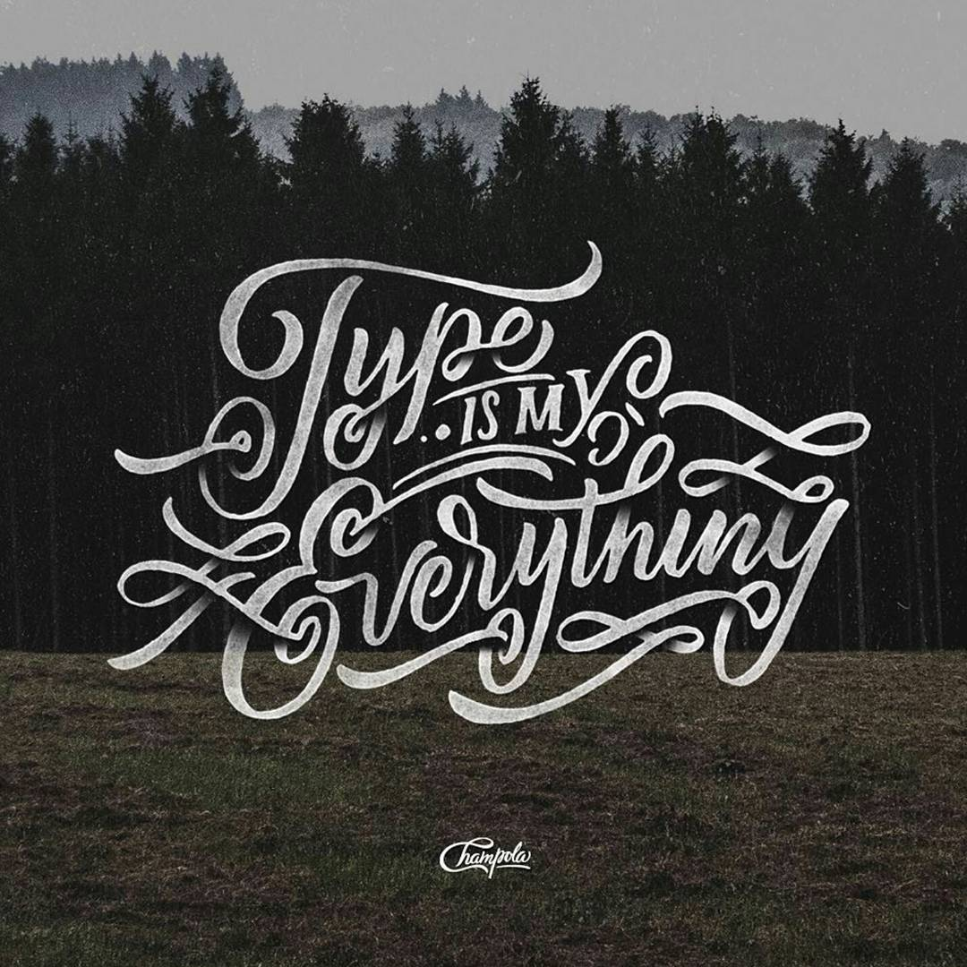 Remarkable Lettering and Typography Designs for Inspiration