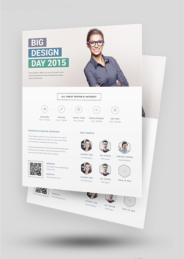 Conference/Event Flyer Templates
