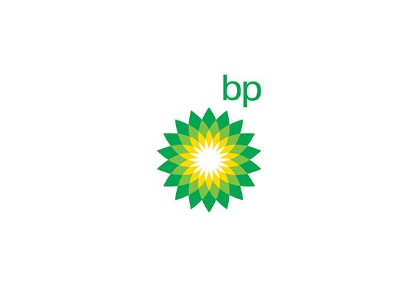 BP (a UK oil group) Logo