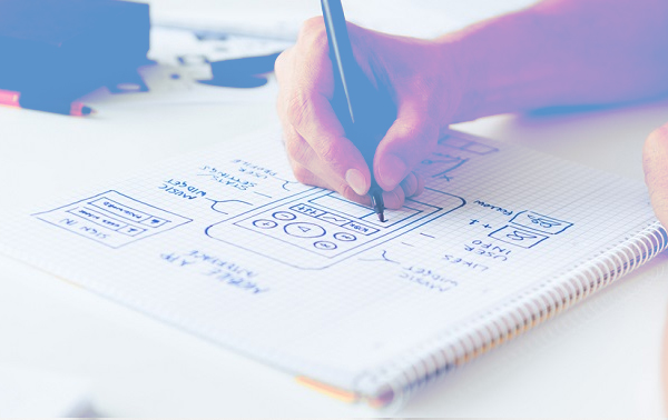 Creating a wireframe