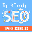 Post thumbnail of Top 10 Trendy SEO Tips for Graphic Design Blogs