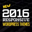 Post thumbnail of 16 New Responsive News, Magazine, Blog & Personal WordPress Themes