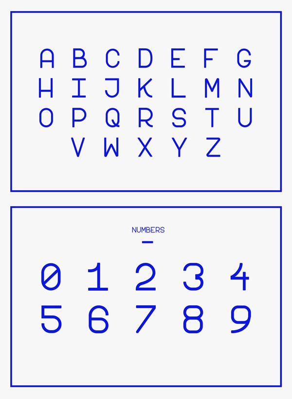 Neukölln Font Letters