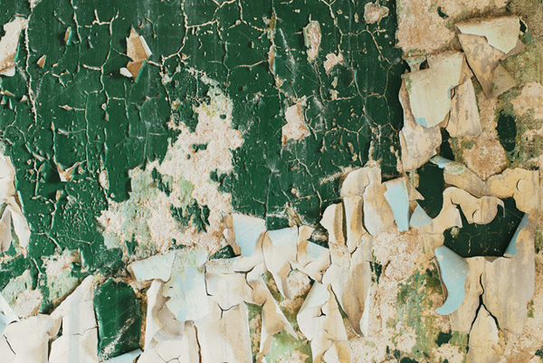 Old Plaster Wall Abstract Photo