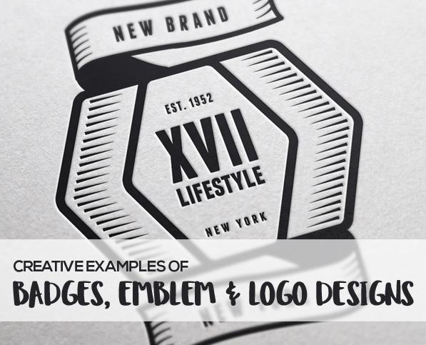 35 Creative Badge & Emblem Logo Designs for Inspiration