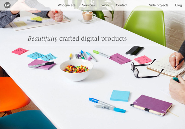 Responsive Design Websites: 28 New Examples - 10